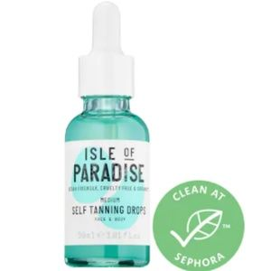 Isle of Paradise Self Tanning Drops MEDIUM